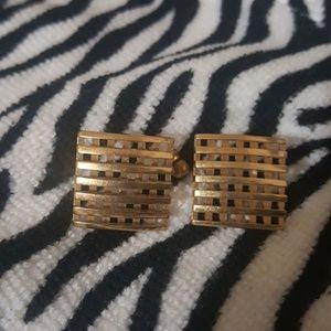 Ladies pierced earrings